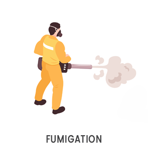 Fumigation company duba