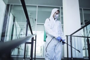 IMPORTANCE OF STERILIZATION AND DISINFECTION